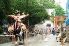 浅間大社流鏑馬祭