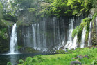 白糸の滝・音止めの滝(富士の巻狩りまつり)