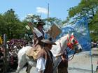 25浅間大社流鏑馬祭「行い」